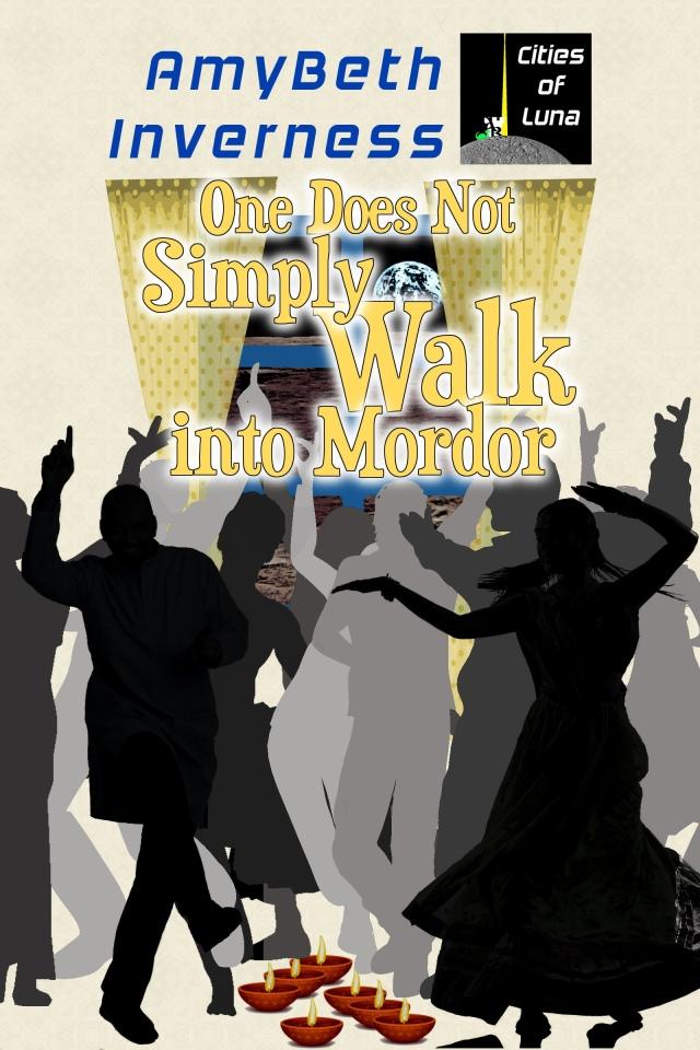 OneDoesNotSimplyWalkintoMordor